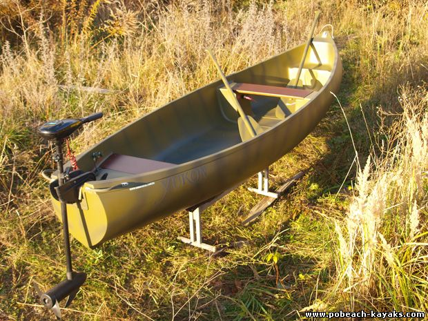 охотничьи лодки из пластика